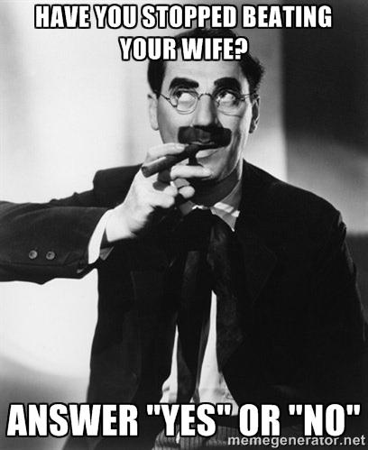 Groucho Wife