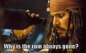 Rum Gone