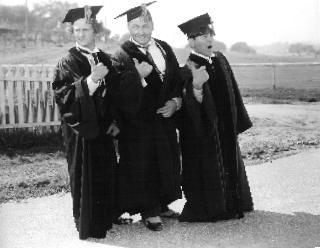 Stooges-as-Scholars