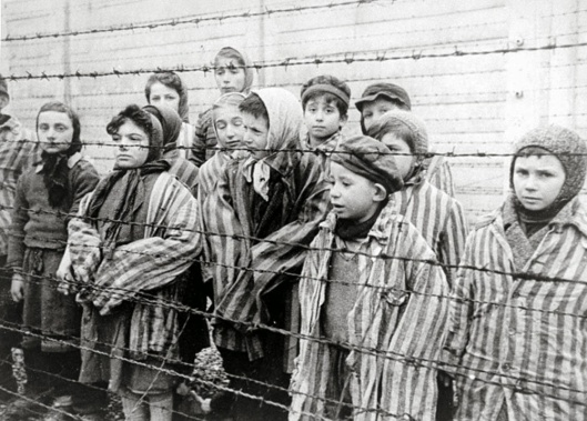 Children Auschwitz